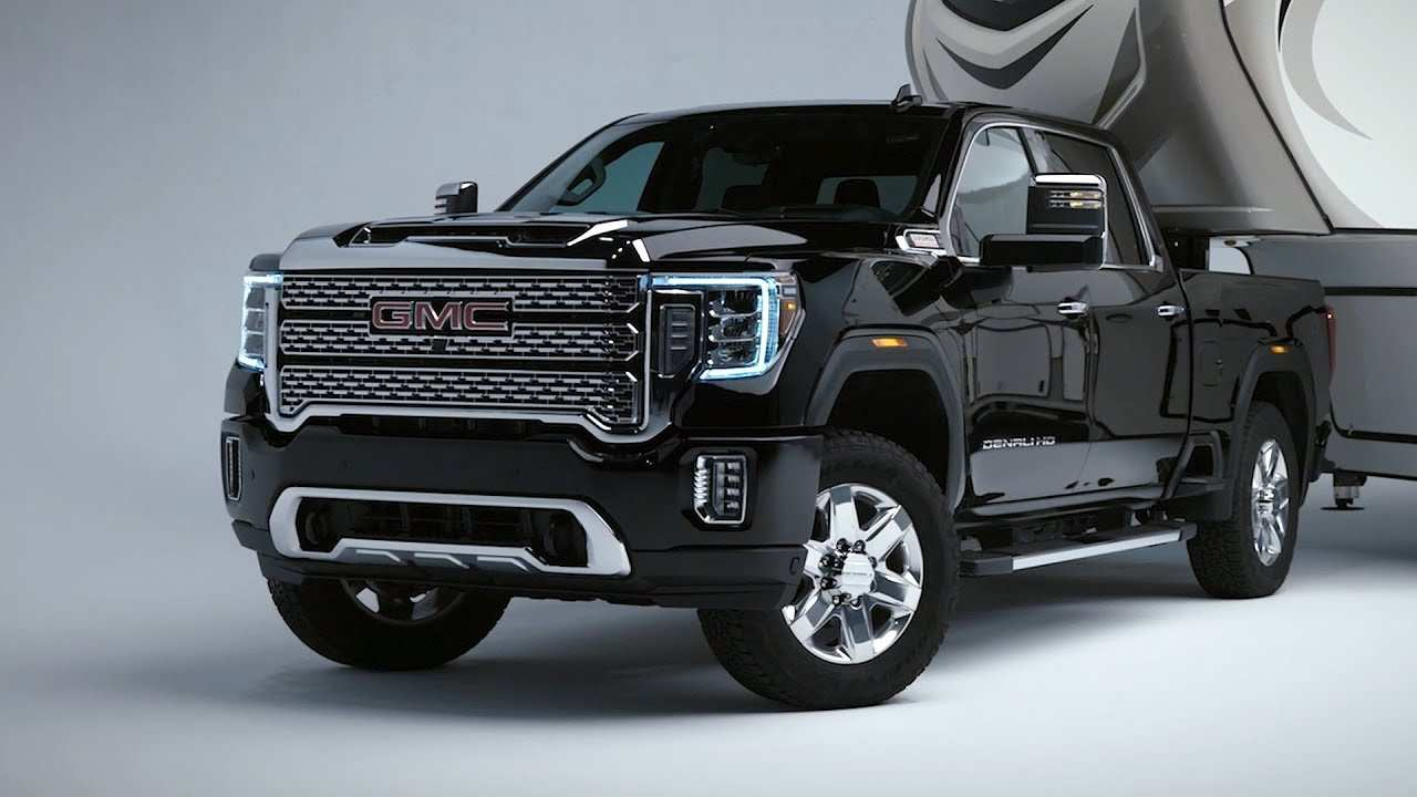 50 A New 2020 Gmc Heavy Duty Trucks Prices