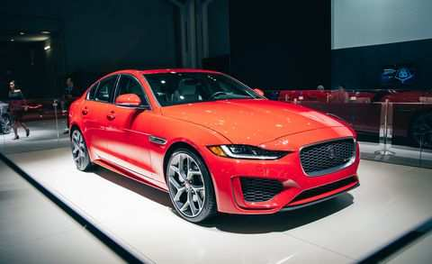 50 A New Jaguar Xe 2020 Specs And Review