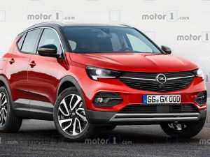 50 A Opel Crossland 2020 Release Date and Concept