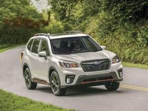 50 A Subaru Forester 2019 News Picture