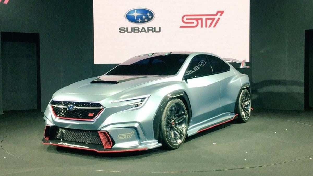 50 A Subaru Wrx 2020 Redesign Specs And Review