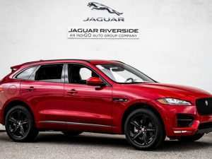 50 A Suv Jaguar 2019 Model