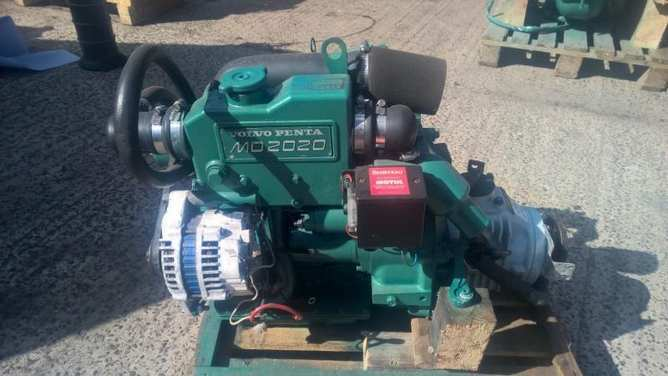 50 A Volvo Engines 2020 Research New