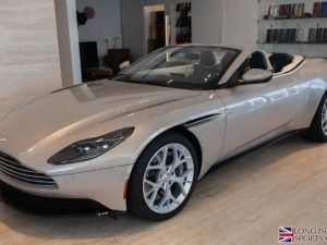 50 All New 2019 Aston Martin Db11 Volante Spy Shoot