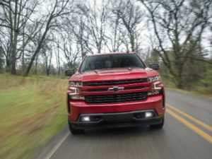 50 All New 2019 Chevrolet Silverado Release Date Review and Release date