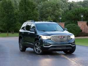 50 All New 2019 Gmc Acadia Sport Concept and Review