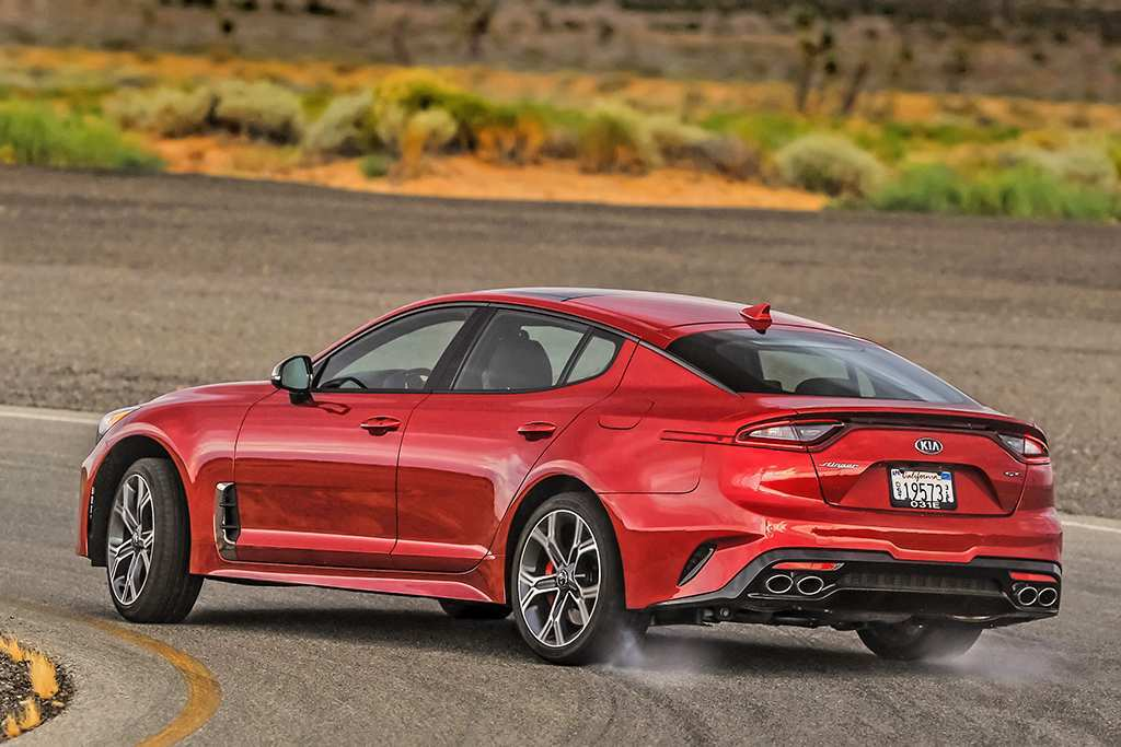 50 All New 2019 Kia Stinger Gt Plus Concept And Review
