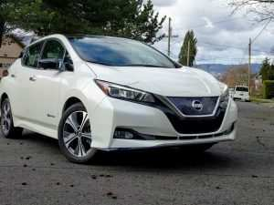 50 All New 2019 Nissan Leaf Review Price