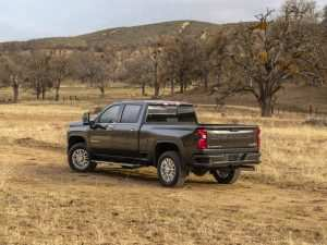 50 All New 2020 Chevrolet 2500 High Country Style