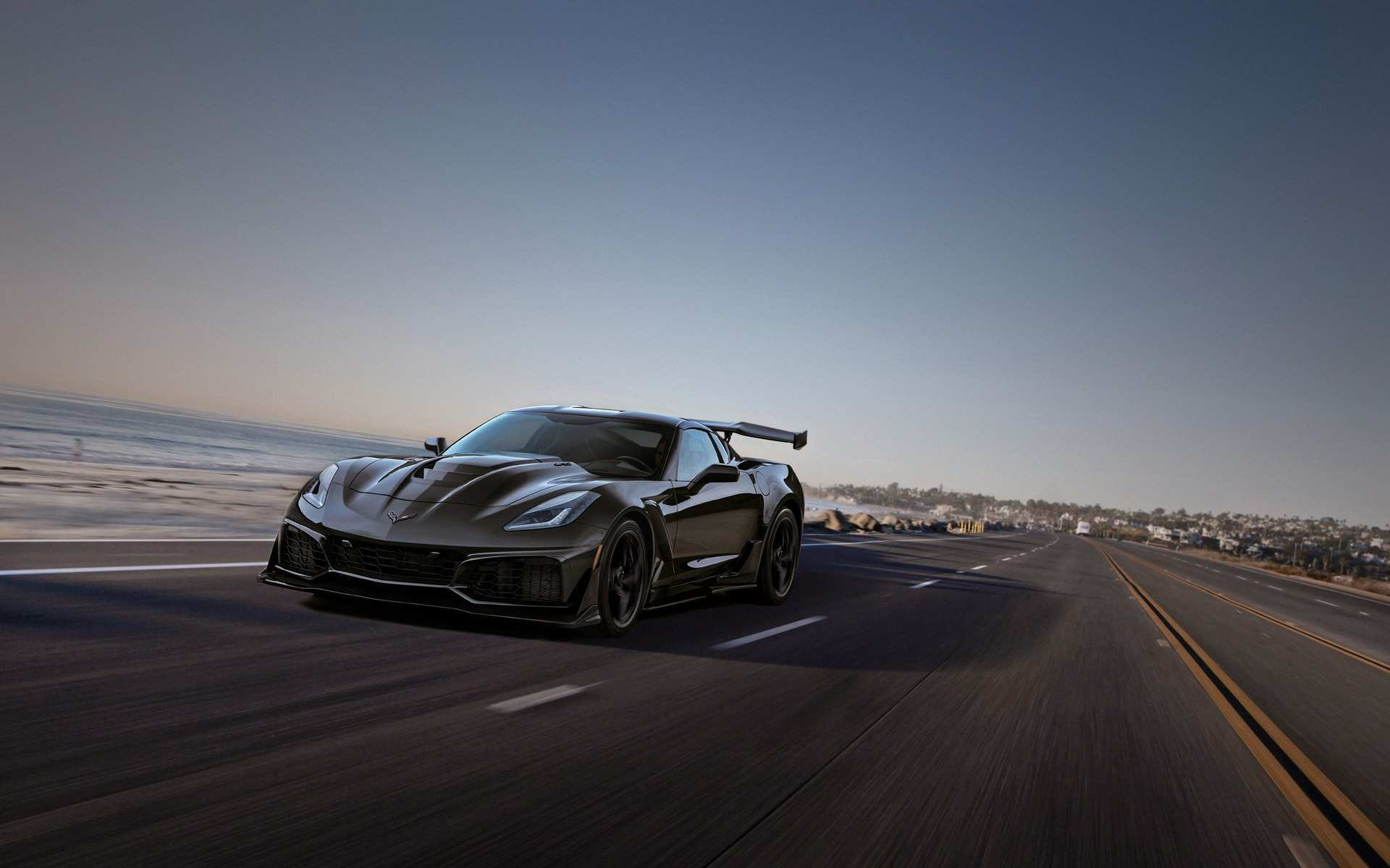 50 All New 2020 Chevrolet Corvette Zr1 Redesign And Review
