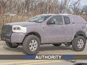 50 All New 2020 Ford Bronco July 2018 Redesign and Review