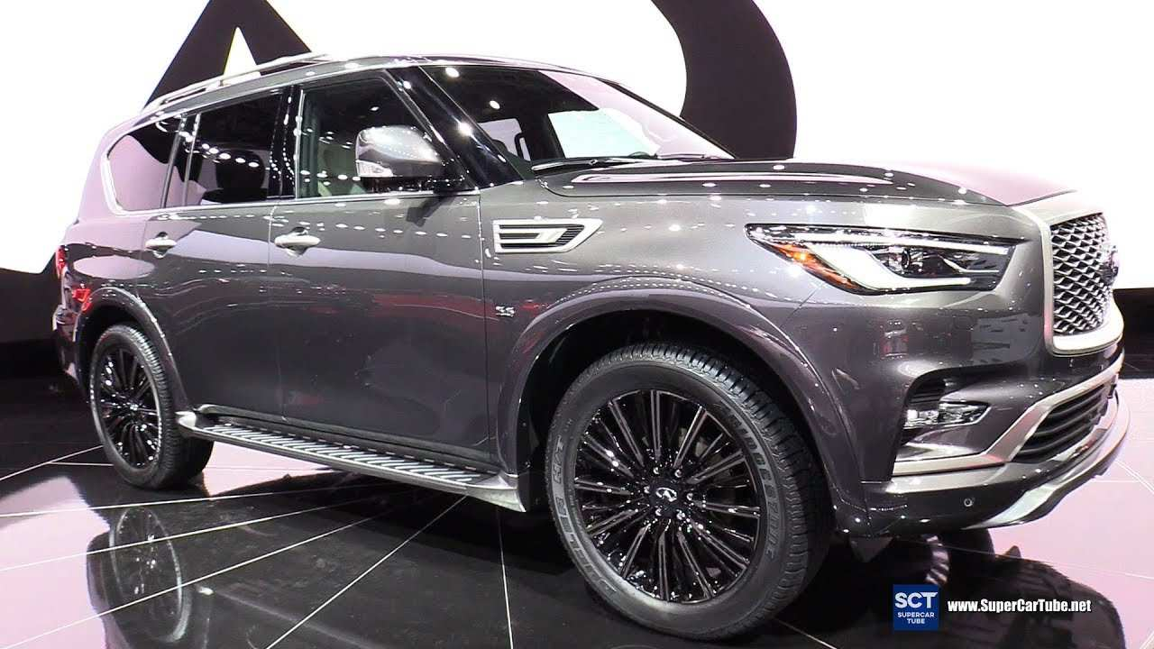 50 All New 2020 Infiniti Qx80 Limited New Concept