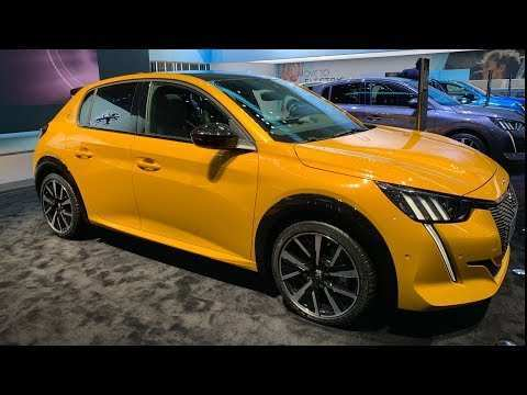 50 All New 2020 Peugeot 208 Specs And Review