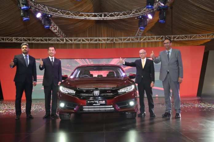 50 All New Honda Civic 2020 Model In Pakistan First Drive