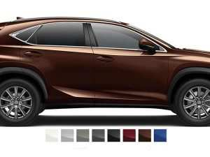 50 All New Lexus Nx 2020 Colors Concept and Review