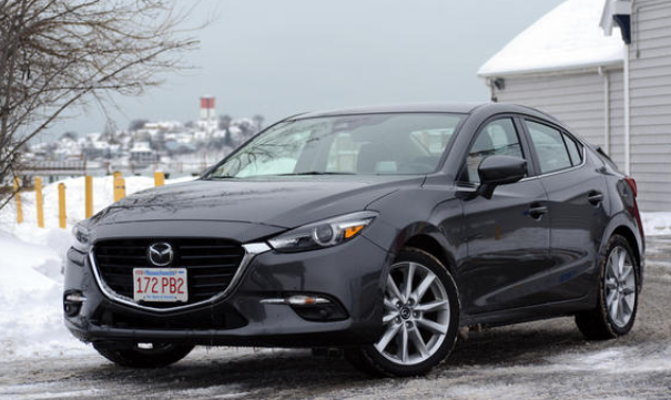 50 All New Mazda 3 Grand Touring 2020 Speed Test
