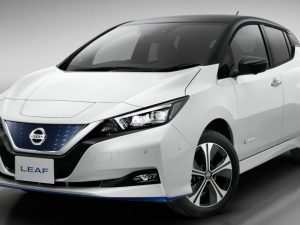 Nissan Leaf 2020 Uk