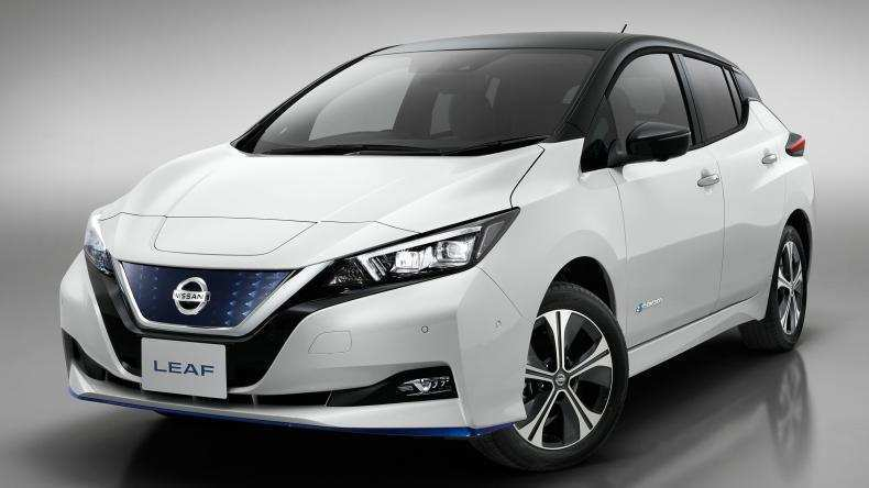 50 All New Nissan Leaf 2020 Uk Review And Release Date