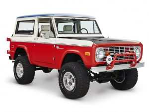 50 All New Pictures Of The 2020 Ford Bronco Picture