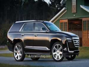 50 All New Release Date For 2020 Cadillac Escalade Redesign