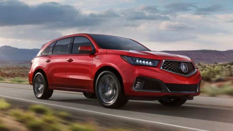 50 All New Release Date Of 2020 Acura Mdx Picture