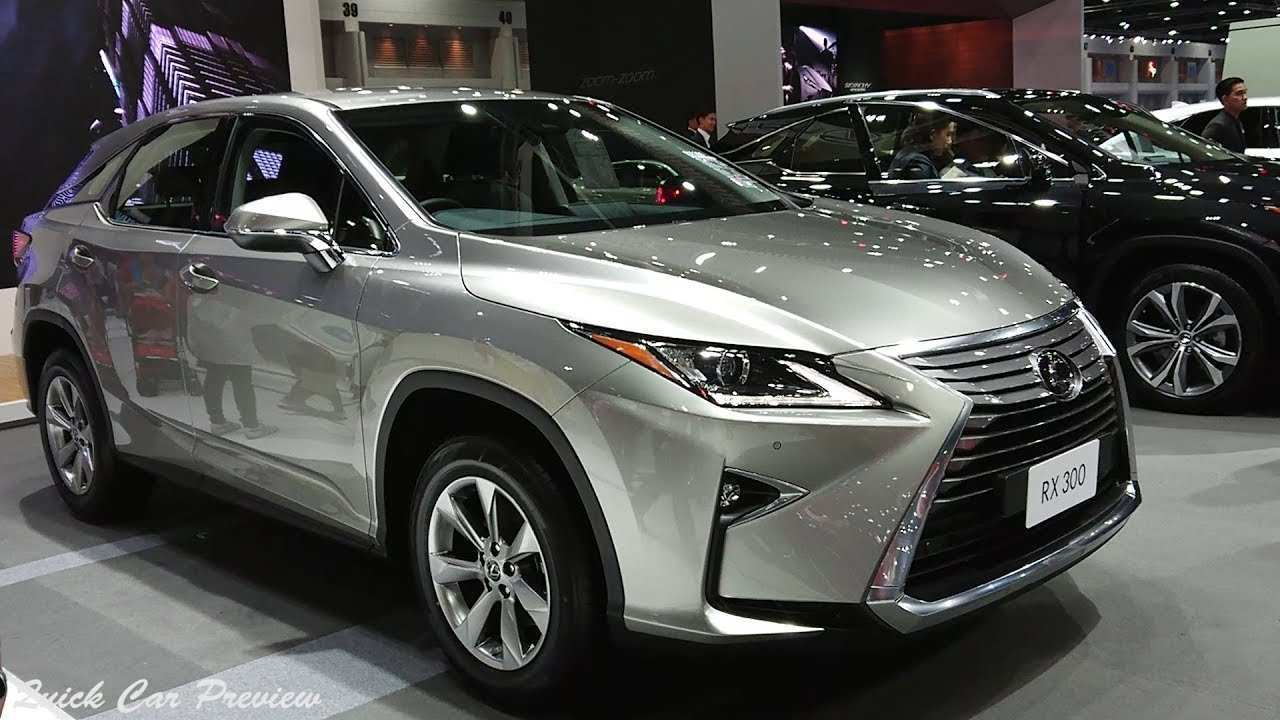 50 All New Rx300 Lexus 2019 Interior