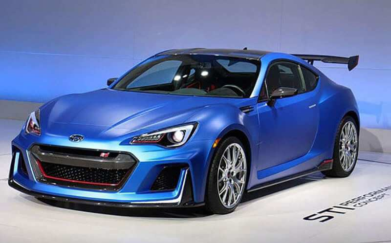 50 All New Subaru Brz Turbo 2020 Overview