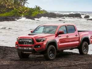 50 All New Toyota Tacoma 2020 Colors Speed Test