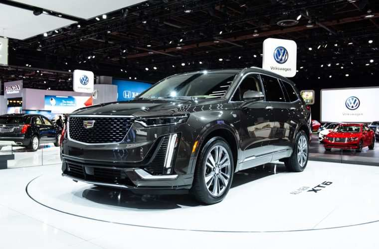 50 Best 2020 Cadillac Xt6 Price Redesign