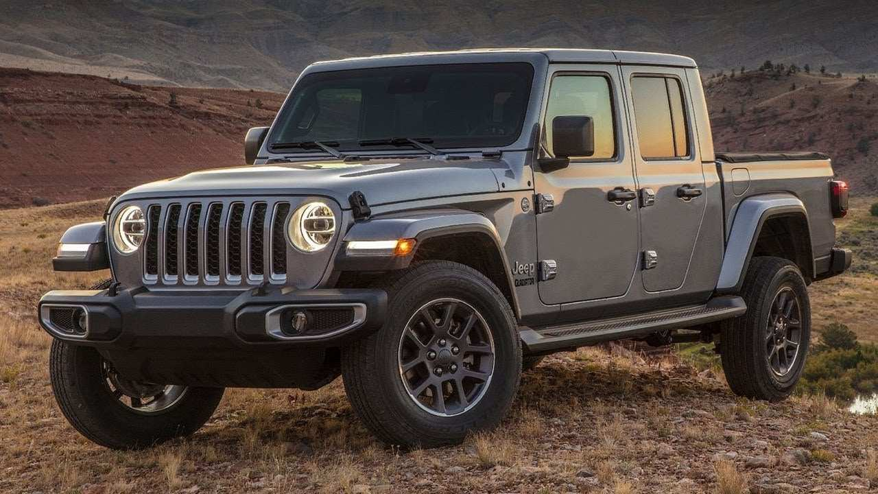 50 Best 2020 Jeep Gladiator Youtube Redesign