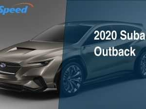 50 Best 2020 Subaru Outback Wagon New Concept