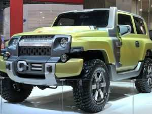 50 Best 2020 Toyota Fj Redesign and Review