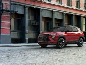 50 Best All New Chevrolet Trailblazer 2020 Review and Release date