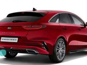 50 Best Kia Proceed 2020 Concept