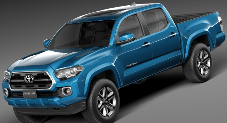 50 Best Toyota Tacoma 2020 Colors Rumors