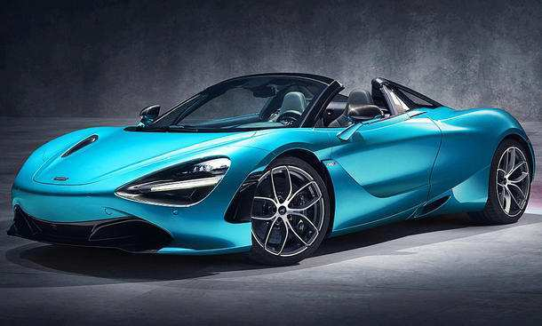 50 New 2019 Mclaren 720S Spider Redesign And Review