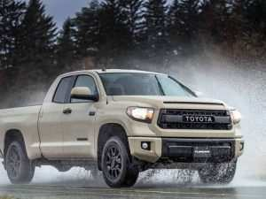 50 New 2019 Toyota Tundra Redesign Interior