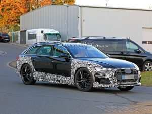 50 New 2020 Audi A6 Allroad Usa Redesign