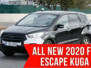 2020 Ford Escape Youtube