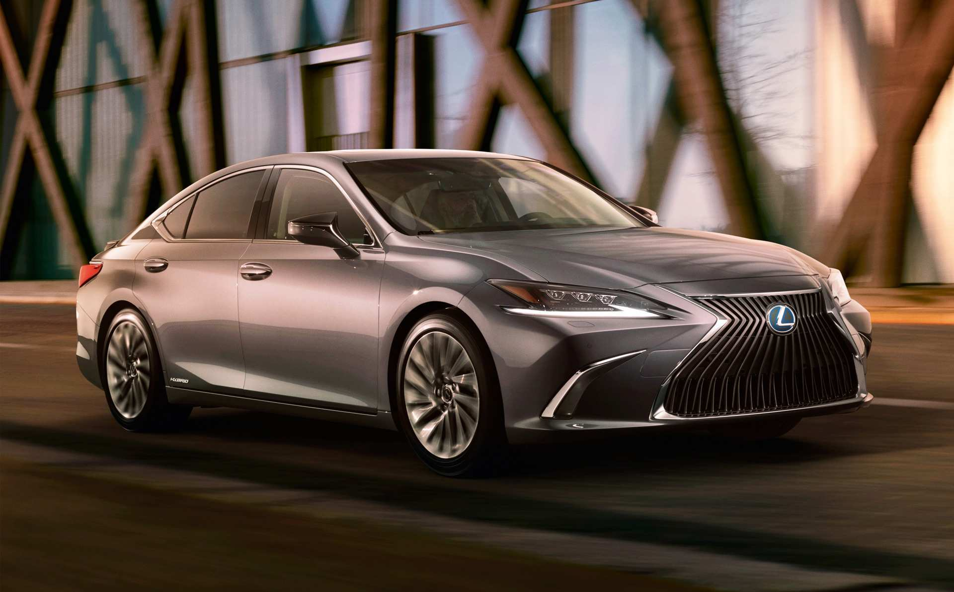 50 New Lexus Es 2019 Debut Review And Release Date