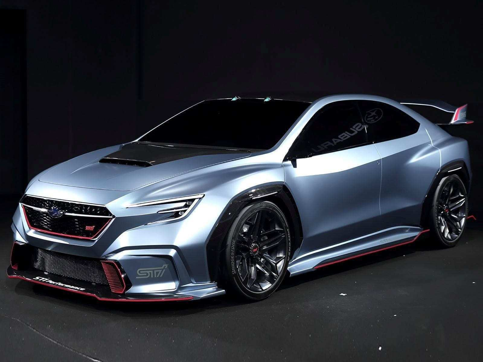 50 New Subaru News Sti 2020 Wallpaper