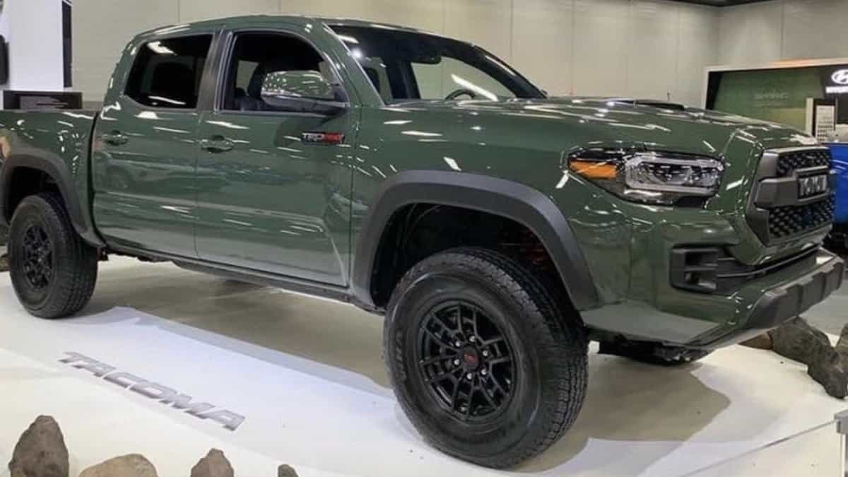 Toyota Tacoma 2020 Review.50 New Toyota Tacoma Hybrid 2020 Images Auto Review
