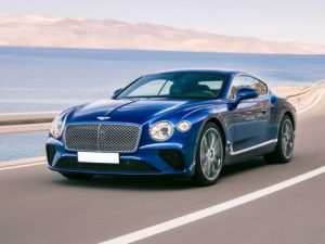 50 The 2019 Bentley Continental Gt Specs First Drive