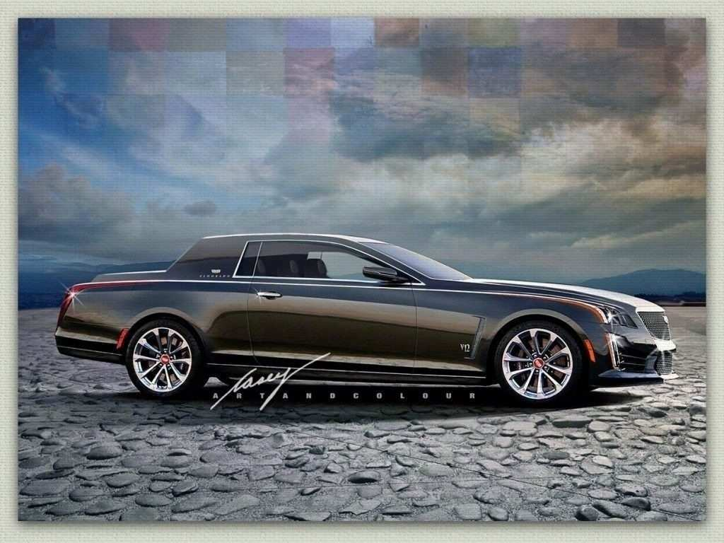 50 The 2019 Cadillac Ct8 Interior Price