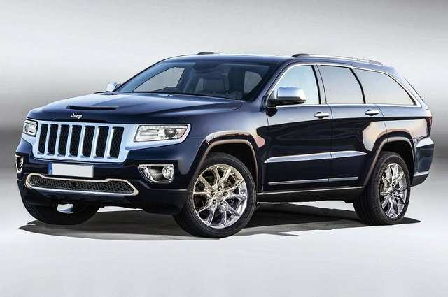 50 The 2019 Jeep Wagoneer Release