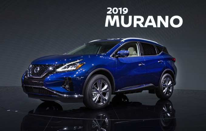 50 The 2019 Nissan History