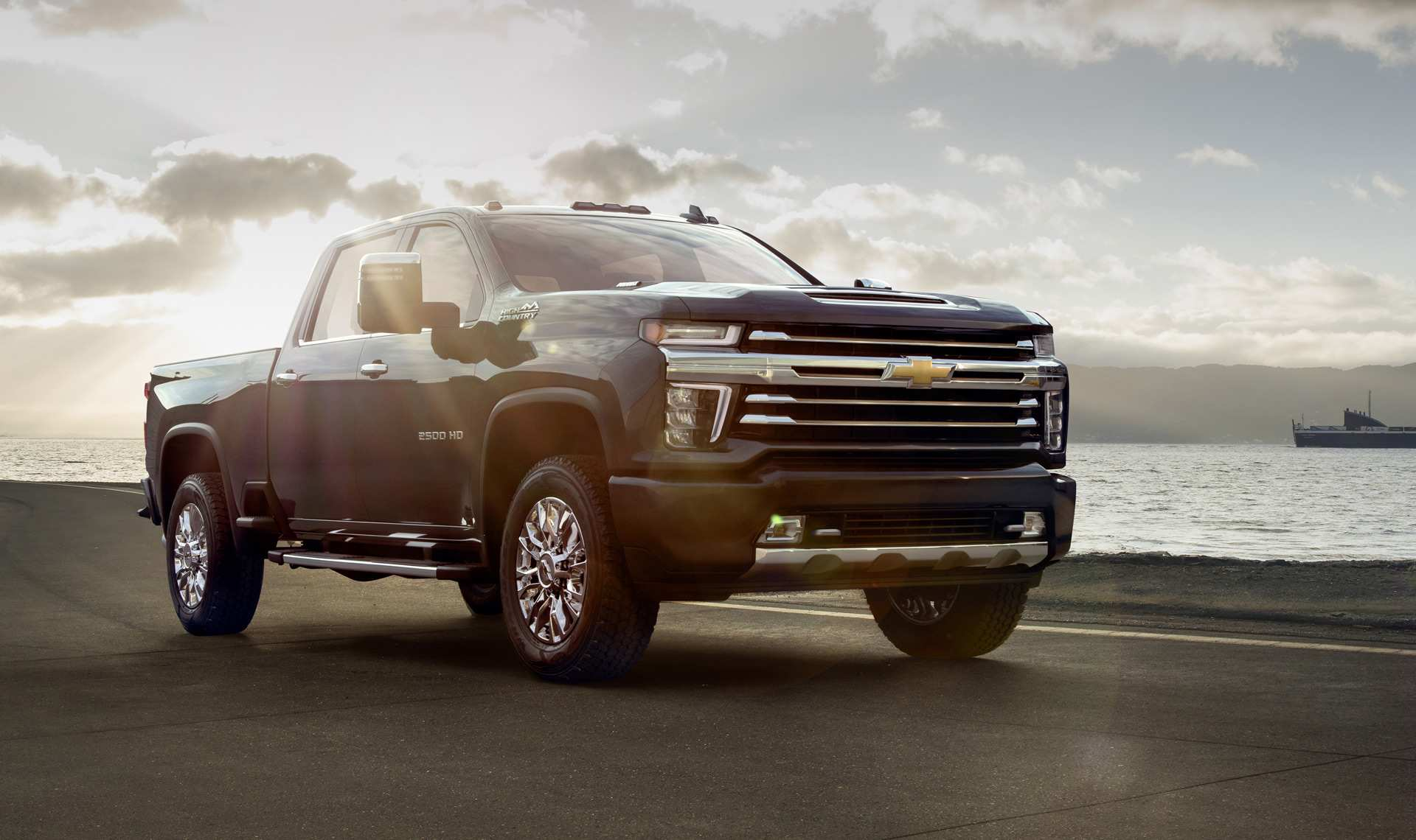 50 The 2020 Chevrolet 2500 High Country Exterior And Interior