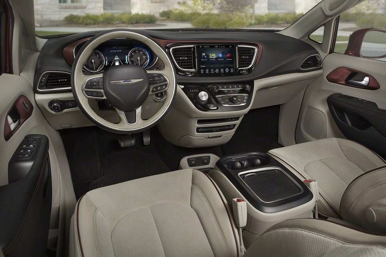 50 The 2020 Chrysler Town And Country Research New