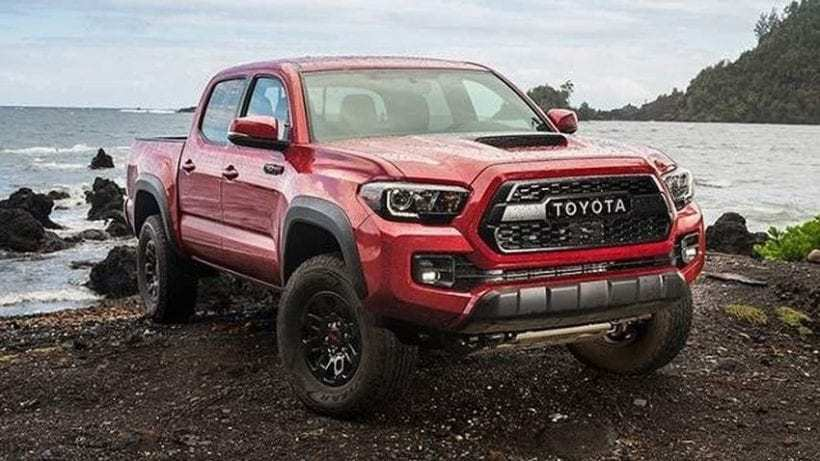 50 The 2020 Toyota Tacoma Release Date Engine