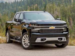 50 The Best 2019 Chevrolet 1500 Concept and Review